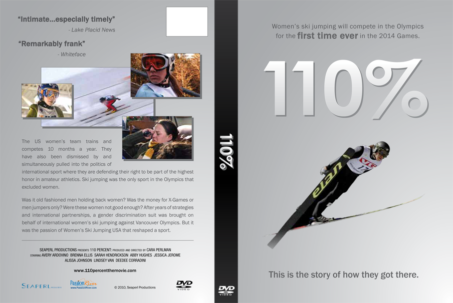 110 Percent DVD Wrap
