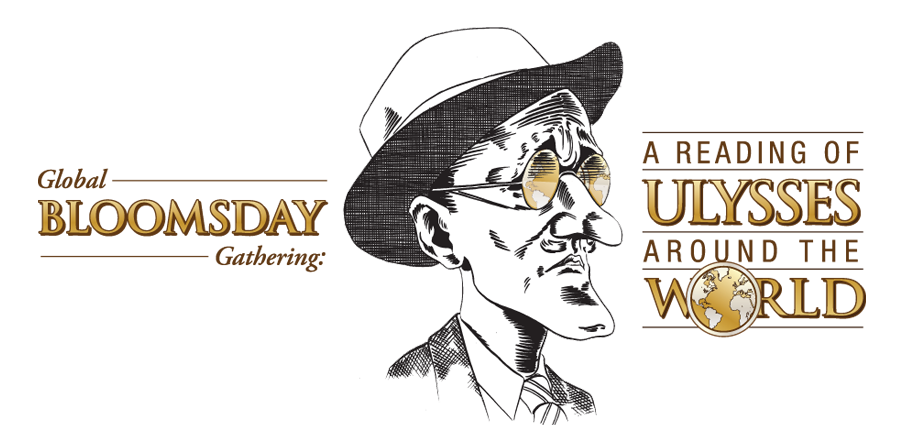 Global Bloomsday Logo