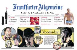 """Ulysses """"Seen"""" in Germany's Frankfurter Allgemeine"""